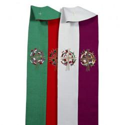 Etole de prêtre réf. 6594