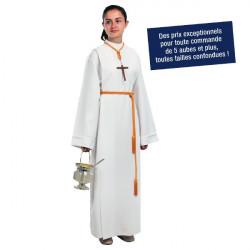 Tunique de servant de messe réf. Marie