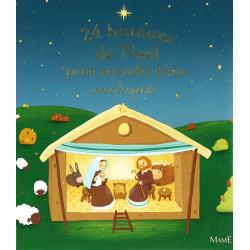 24 histoires de Noël pour...