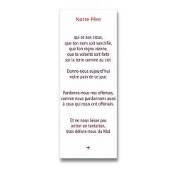 """Bannière """"Notre Père"""""""